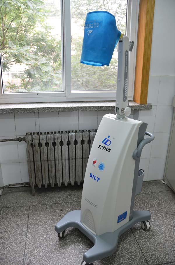 肝病科引进一台生物信息红外肝病治疗仪